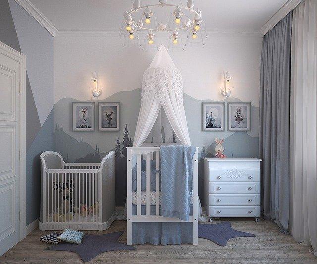 jak pomalować pokój dziecka inspiracje